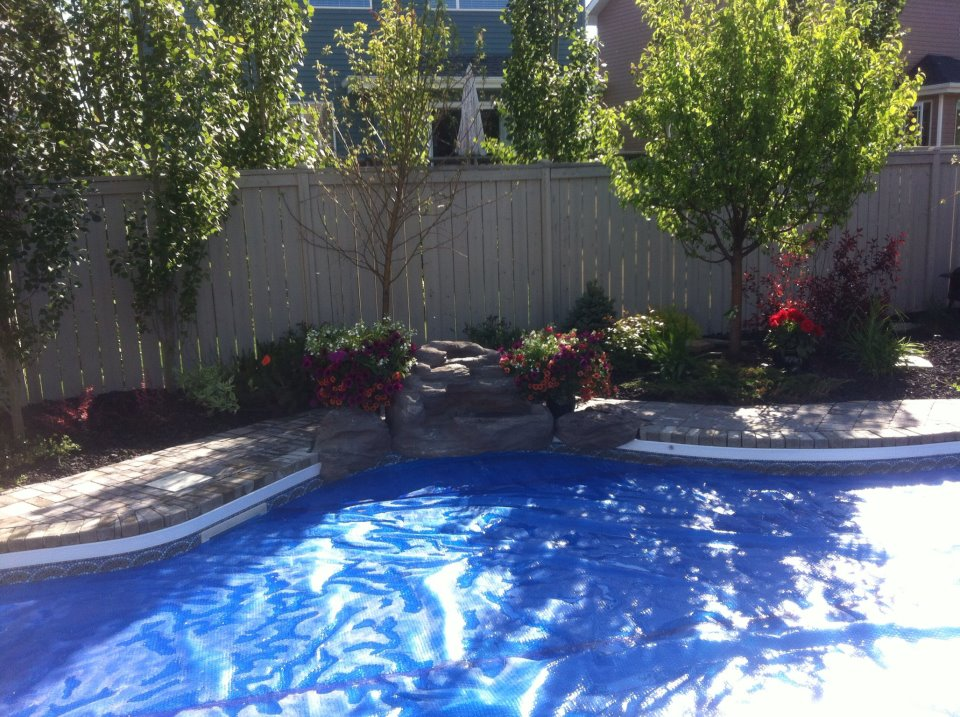 CityScape Landscaping Calgary - pool design landscaping and pool building landscaping