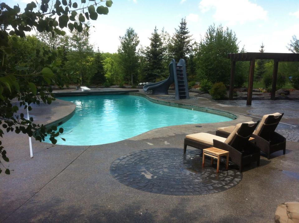CityScape Landscaping Calgary - Swimming Pool Landscaping and construction Landscaping
